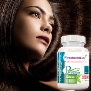 پرسیستنت بیوتی بهترین روش درمان طبیعی و رفع تدریجی سفیدی موی سر